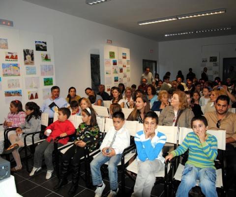 Μαθητικός διαγωνισμός ζωγραφικής  2010