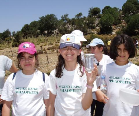 Psiloritis Summer 2004 (C. Fassoulas) EDU Karst Project