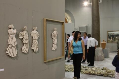 Εκθεση στον Αγιο Μάρκο (2008)